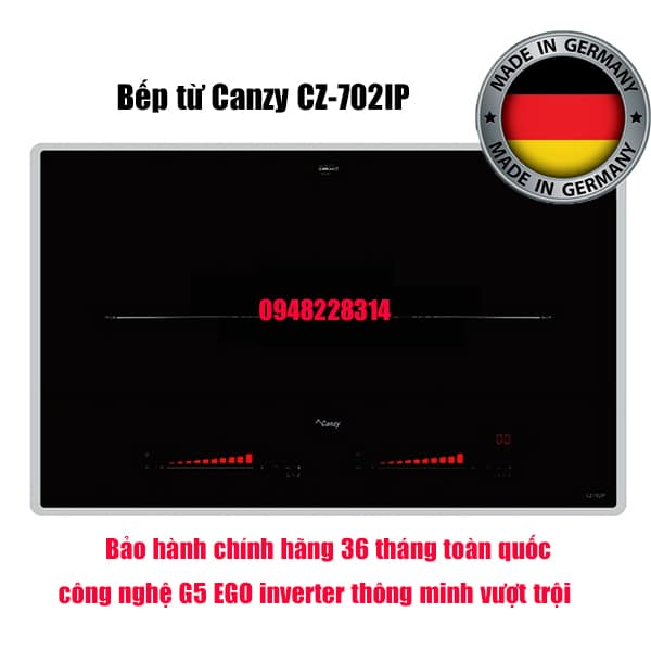 Bếp từ Canzy CZ-702IP